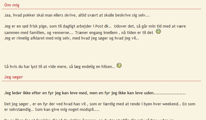 sjove datingsider Faxe