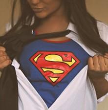 superkvinde Den stærke singlekvinde